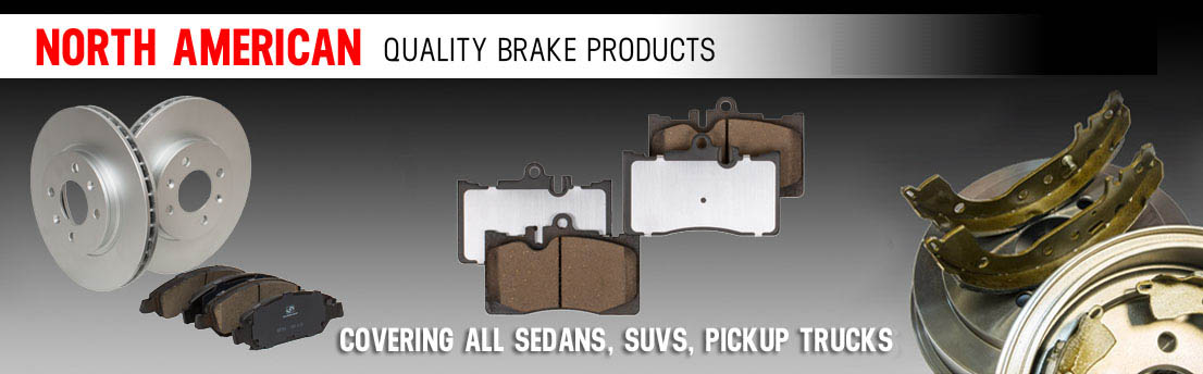 Canadian brake pad distributor supplier exporter Ceramic